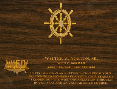 1996, WIED Chairman Award