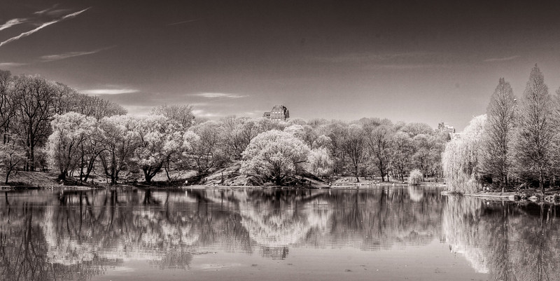Infrared Mirrors