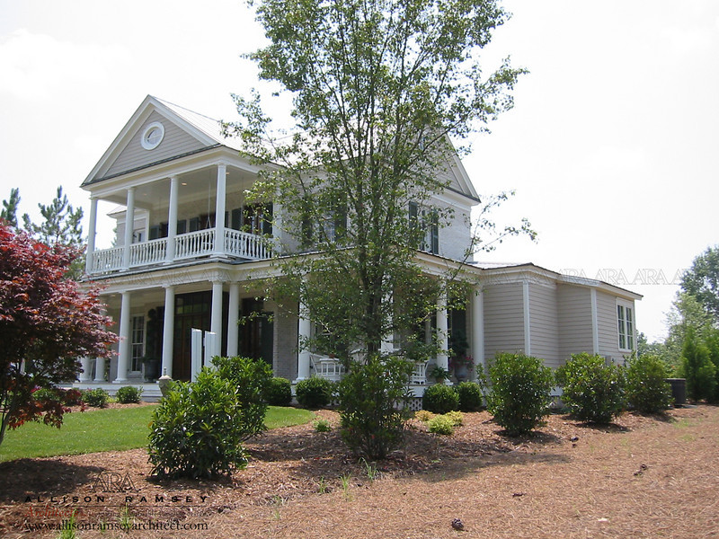 Newberry Park Is The 2003 Southern Living Magazine Idea House Built In Chapel Hill North
