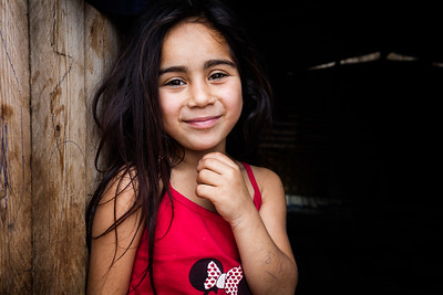 Two years after, Ghazal, living in the same refugee camp in Lebanon at the Northern border with Syria. Akkar, Lebanon. May 2017. ----------- Deux ans après, Ghazal,  vivant dans le même camp de réfugiés au Liban à la frontière nord avec la Syrie. Akkar, Liban. Mai 2017.