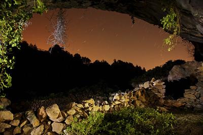 Cueva en Famorca