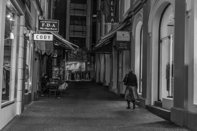 Vulcan Lane; Auckland, 2014.