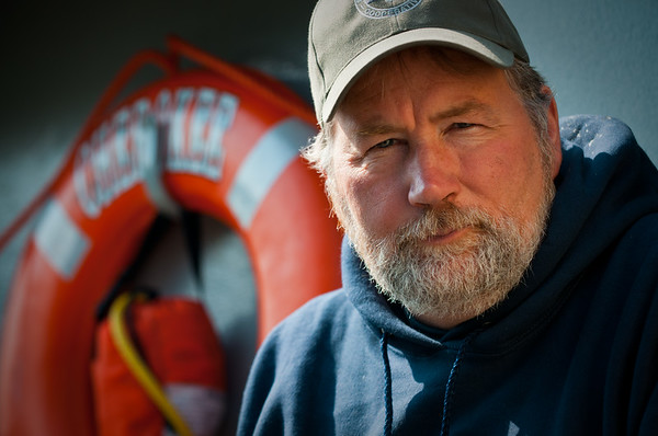 Dick Curren, Fisherman, Sitka Alaska
