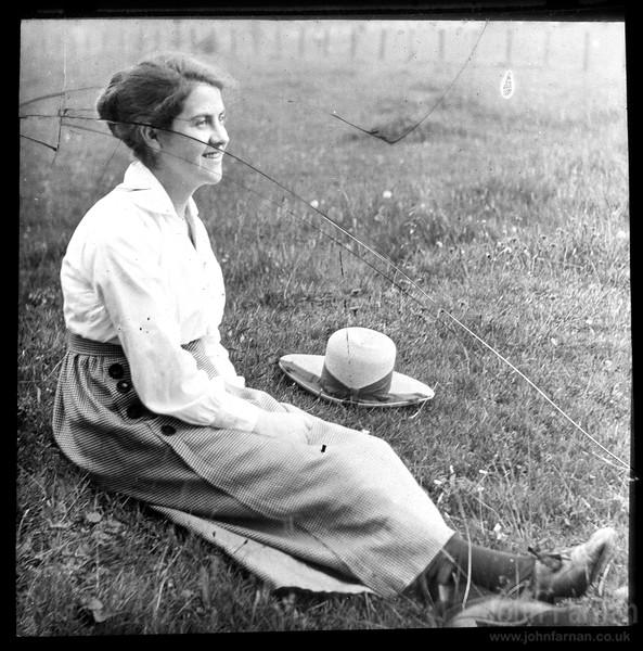 Girl Portrait 1920