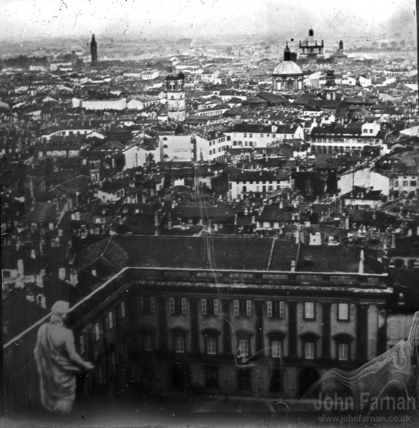 Unknown location but possibly Italy