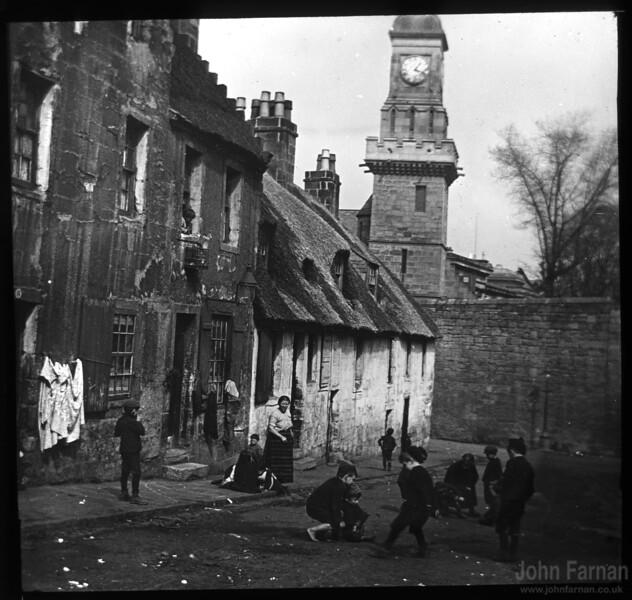 Fore Row, The Auld Toon Hamilton circa 1900