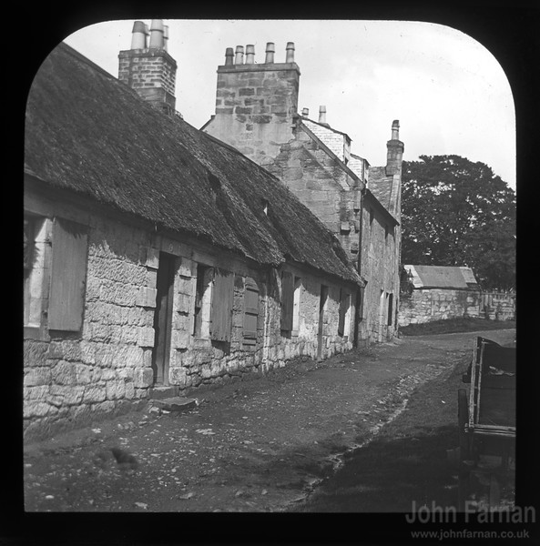 Hamilton around the turn of the 20th century (possibly Meikle Earnock)
