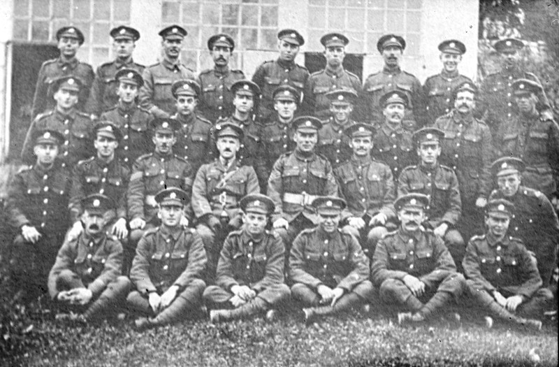 Eleven Platoon 8th Devons
