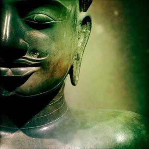 Stylized Buddha