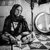 Em Tarek, an old lady living in a refugee camp, is in need of medical assistance and does not know how to reach the hospital now that her husband died two days before in a car accident.<br /> Akkar, Lebanon. October 2015.<br /> -----------<br /> Em Tarek, une dame âgée vivant dans un camp de réfugiés a besoin de soins médicaux mais ne sait comment aller à l'hopital depuis la mort de son mari dans un accident d'auto deux jours auparavant.<br /> Akkar, Liban. Octobre 2015.