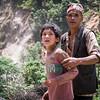 Father tries to protect his son from the incoming landslides during the important aftershock of May 12th in Nepal.<br /> Organization: CECI Nepal<br /> Sindhupalchok, Nepal. May 2015.<br /> ---------<br /> Un père tente de protéger son fils des glissements de terrain lors de l'importante réplique du 12 mai au Népal.<br /> Organisme: CECI Nepal<br /> Sindhupalchok, Népal. Mai 2015.