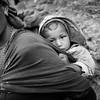 A mother with her child waits in line to receive supplies to support villagers affected by the earthquake of April 25th.<br /> Organization: Nepal Earthquake Volunteer - Mission Gorkha<br /> Gorkha, Nepal. April 2015.<br /> ---------<br /> Une mère avec son enfant attend en ligne pour recevoir des provisions remises aux villageois affectés par le tremblement de terre du 25 avril.<br /> Organisme: Nepal Earthquake Volunteer - Mission Gorkha<br /> Gorkha, Népal. Avril 2015.