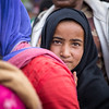 A teenage girl waits in line to receive supplies to support villagers affected by the earthquake of April 25th.<br /> Organization: Nepal Earthquake Volunteer - Mission Gorkha<br /> Gorkha, Nepal. April 2015.<br /> ---------<br /> Une jeune fille attend en ligne pour recevoir des provisions remises aux villageois affectés par le tremblement de terre du 25 avril.<br /> Organisme: Nepal Earthquake Volunteer - Mission Gorkha<br /> Gorkha, Népal. Avril 2015.