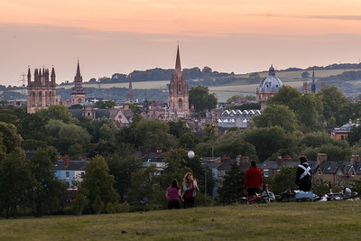 Dreaming Spires from South Park