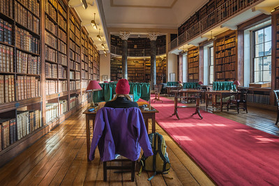 Oriel Senior Reading Room III