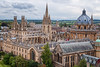 City of Dreaming Spires from New College Tower