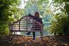 Autumnal Worcester gardens
