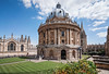 Radcliffe Square from Exeter College