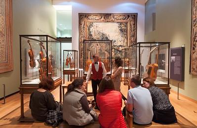 Stradivarius room, Ashmolean