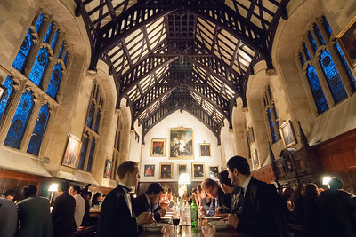 Exeter College Hall