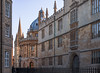 Late afternoon Radcliffe Camera