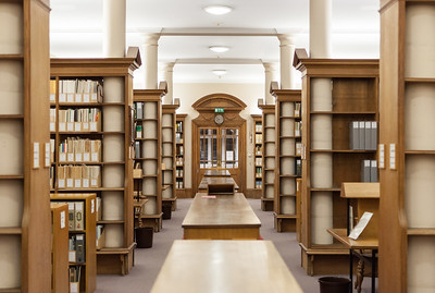 Radcliffe Science Library, level 5