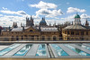 Dreaming Spires from the Weston Library