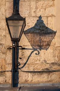 Streetlight, Merton Street