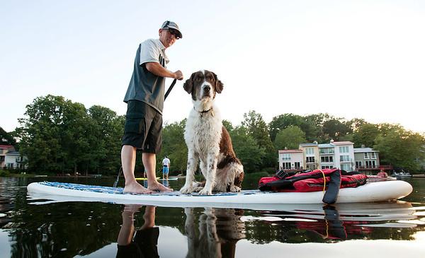Paddleboarding Instructor