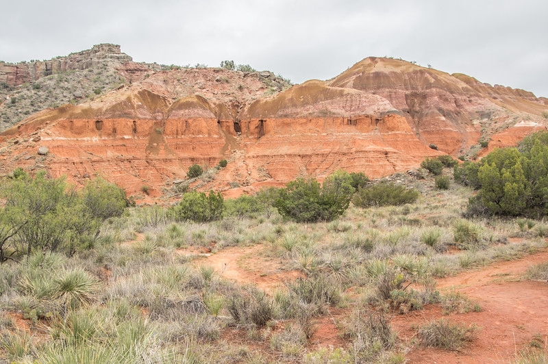 Cliffside, Palo Duro Canyon, Canyon, TX (Sep 2018)