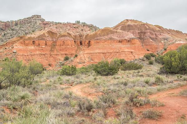 Cliffside, Palo Duro Canyon, Canyon, TX (Sep 2018)