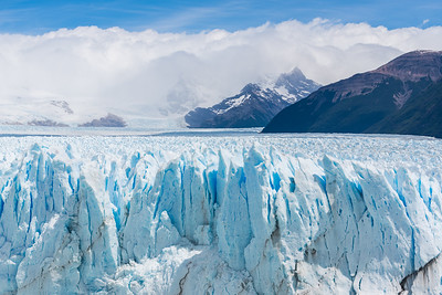 Perito Moreno Glacier landscape II