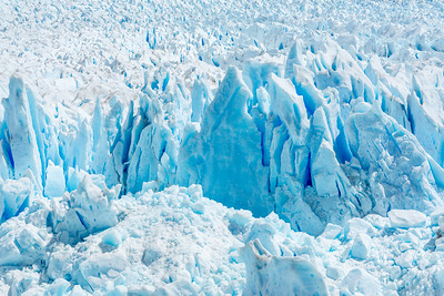 Perito Moreno Glacier - close-up