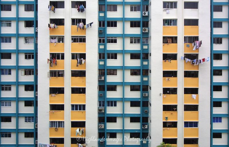 Housing Development Board apartments, Singapore