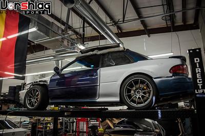 Paul Magyar's 1995 Subaru Impreza L - Street Mod/Track build