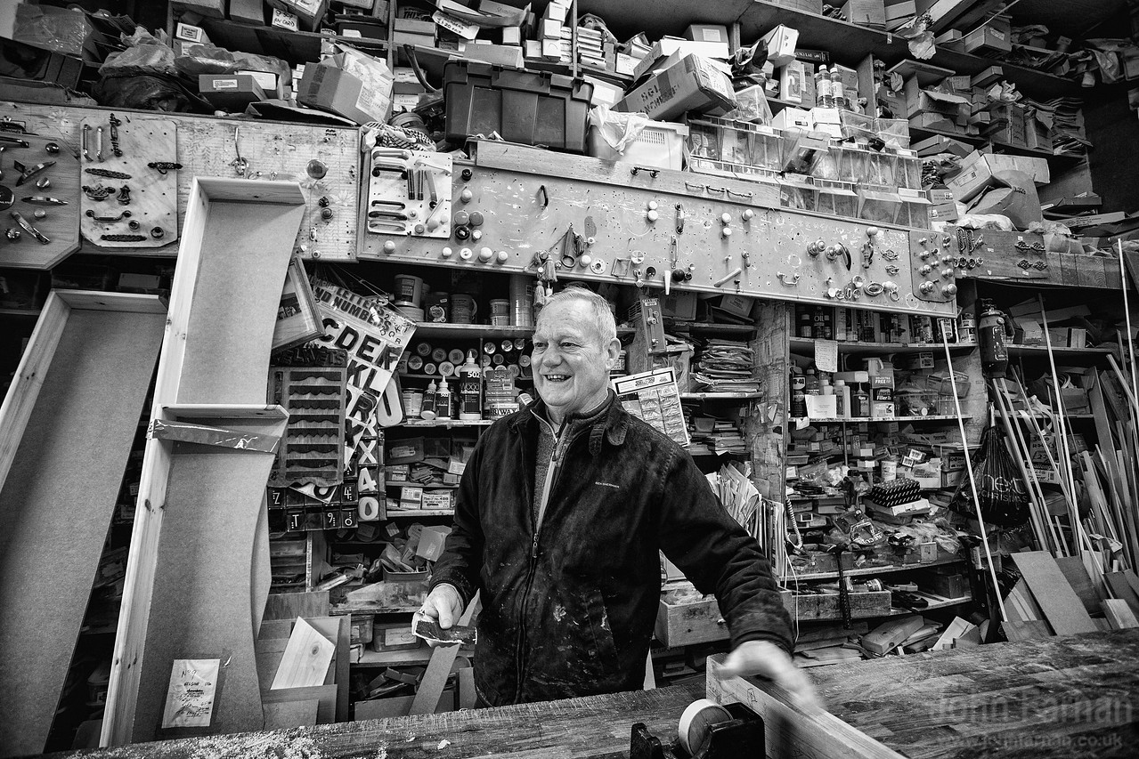 Jim (Woodcraft Industries on the London Road)