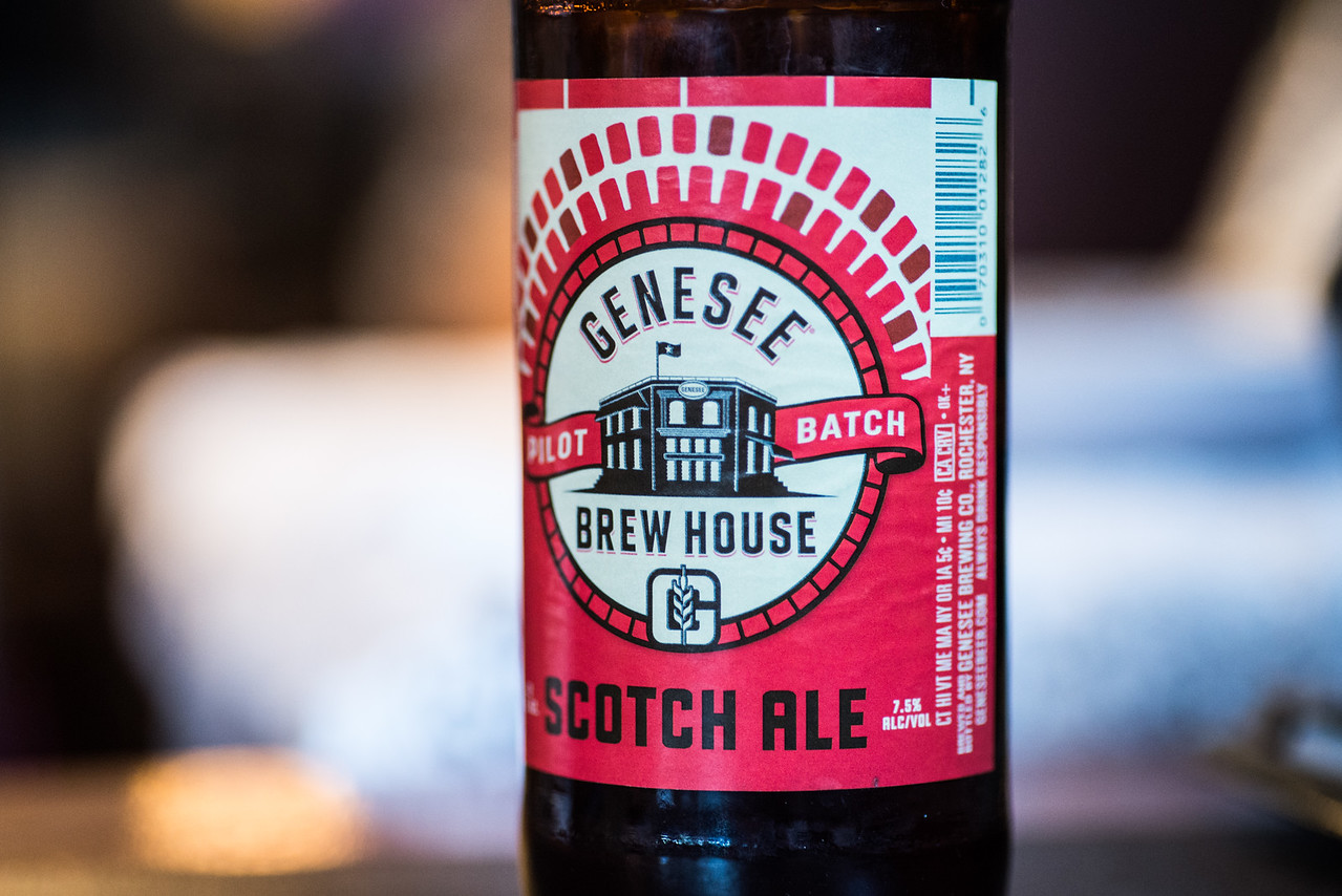 """Only in upstate NY: Genesee that comes in bottles, and has 7.5% ABV- I wouldn't call it """"good"""" but it is better than the canned variety of Genesee"""