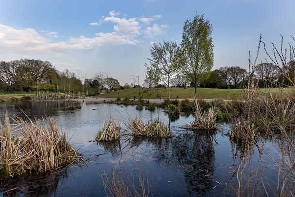 Firs Farm Wetlands