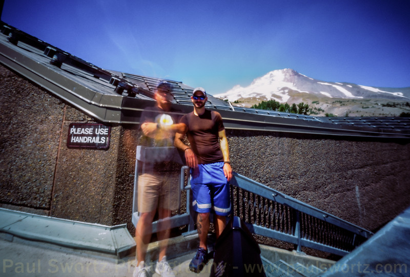 Pair of Pauls on Pinhole