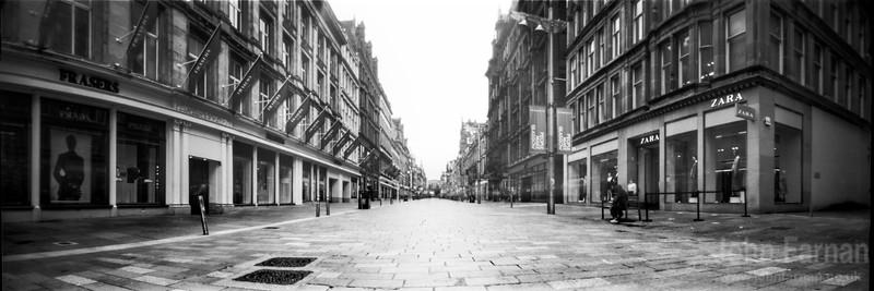 Buchanan Street looking North