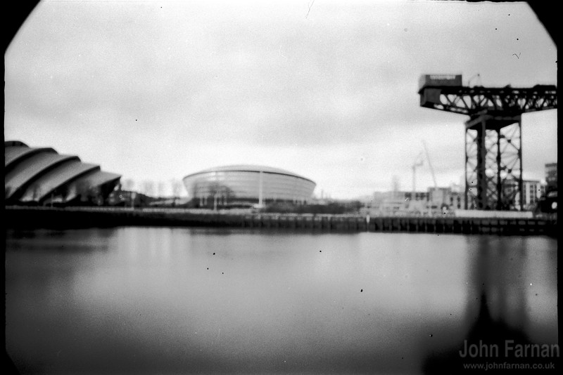 Glasgow waterfront