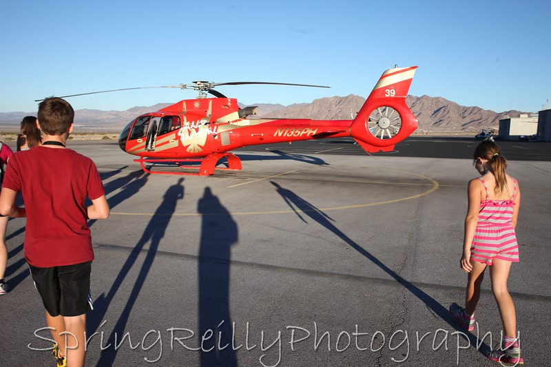 Our ride to the Grand Canyon