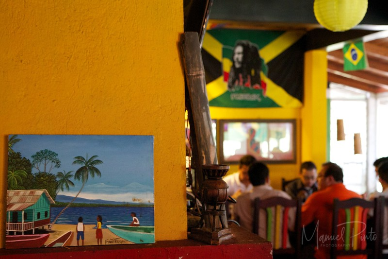 Caribbean Vibe in the City