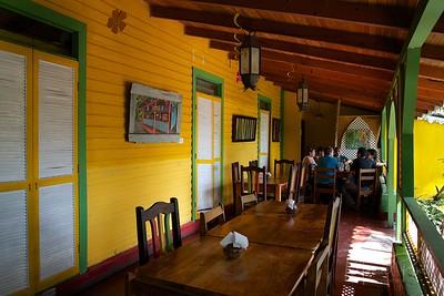 Caribbean Colors at Maxi's