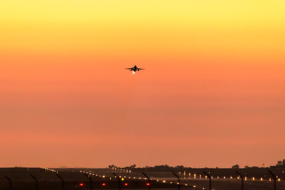 Sunset Departure