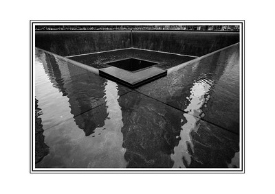 Reflecting Absence - 911 Memorial, New York