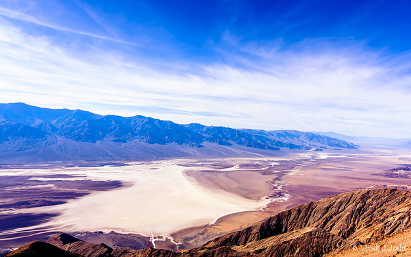 Dantes View, Death Valley National Park, CA