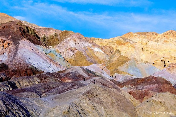 Artists Palette, Death Valley National Park, CA