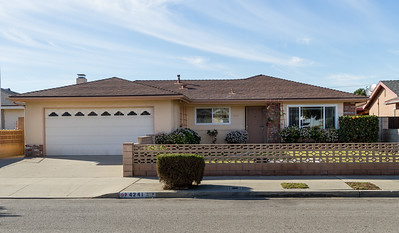 Listing Agent, Sale Single Family Dwelling Oxnard, California