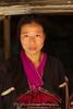 Karen Hill Tribe Woman, North Thailand